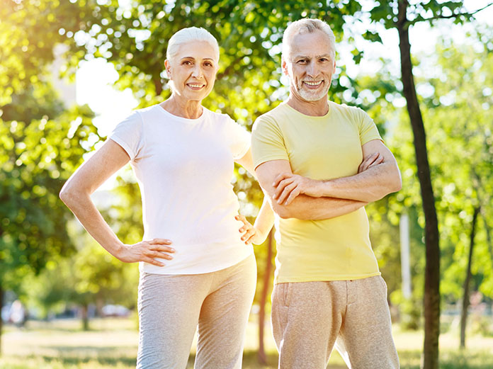 Want To Know The Secret To Healthy Aging? These 9 Simple Steps Will Show You!
