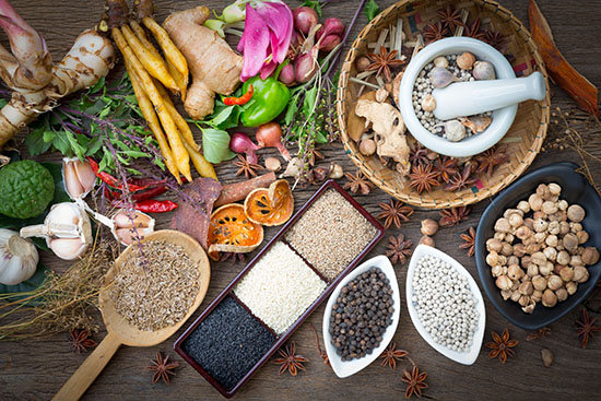 8 Chinese Herbs You May Already Have In Your Kitchen