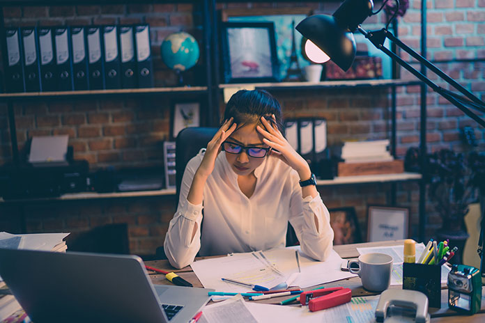 The Symptoms Of Chronic Stress And How To Manage Them