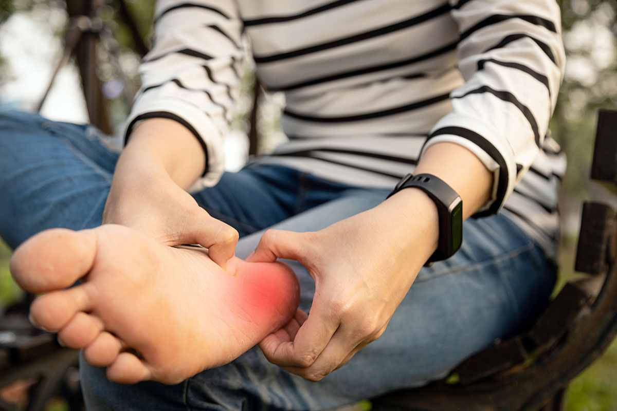 Plantar Fasciitis Treatment In Overland Park, KS - Eastern Healing Solutions